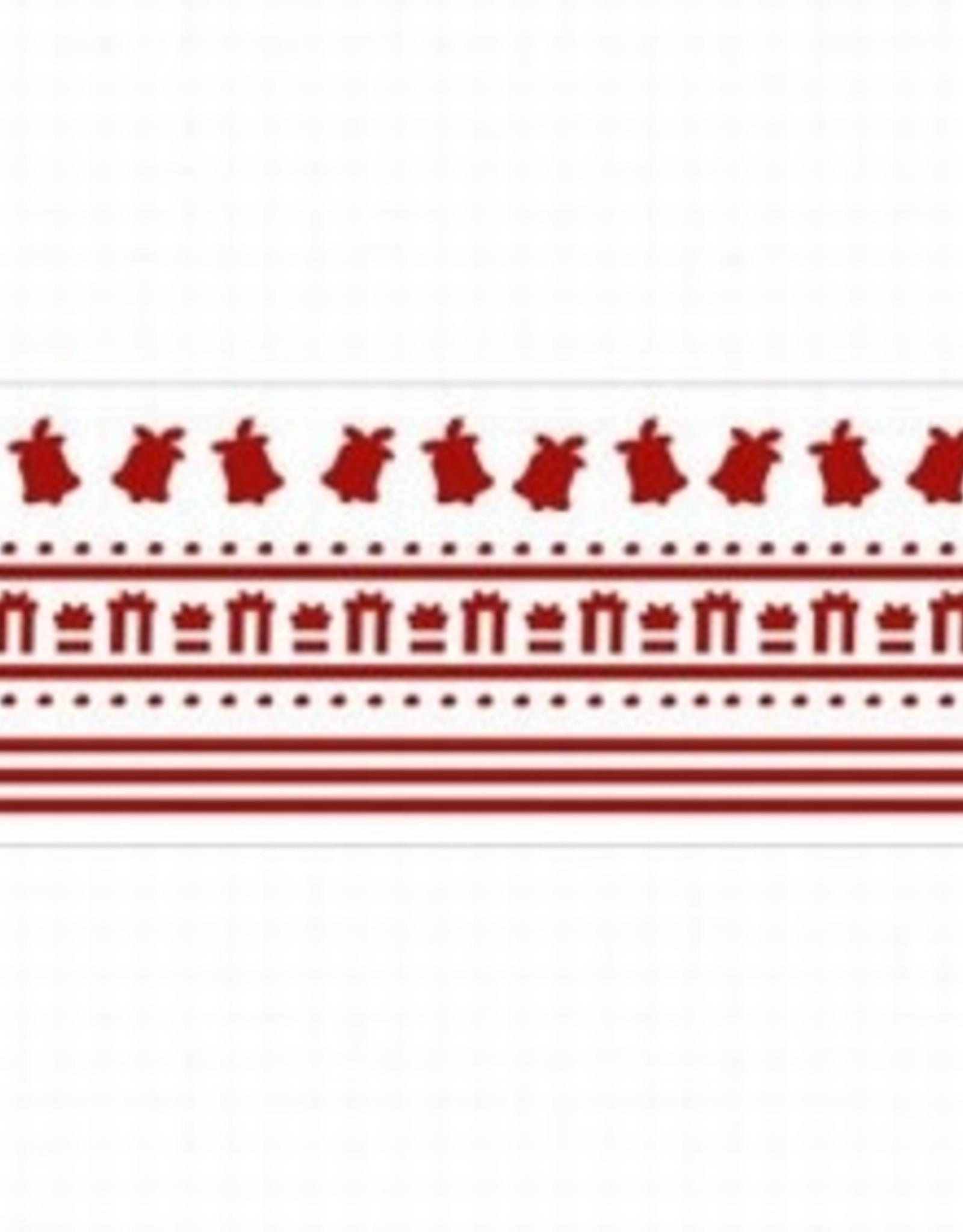 Decora Decora Stencil 7x30cm Christmas Gifts