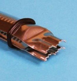 PME PME Closed Scallop Serrated Crimper 1/2