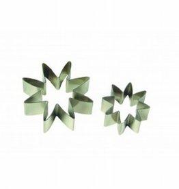 PME Daisy 8 Petal cutter set/2 -Medium-