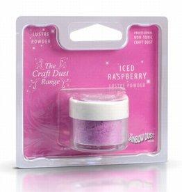 Rainbow Dust RD Craft Dust Lustre - Iced Raspberry -3g-