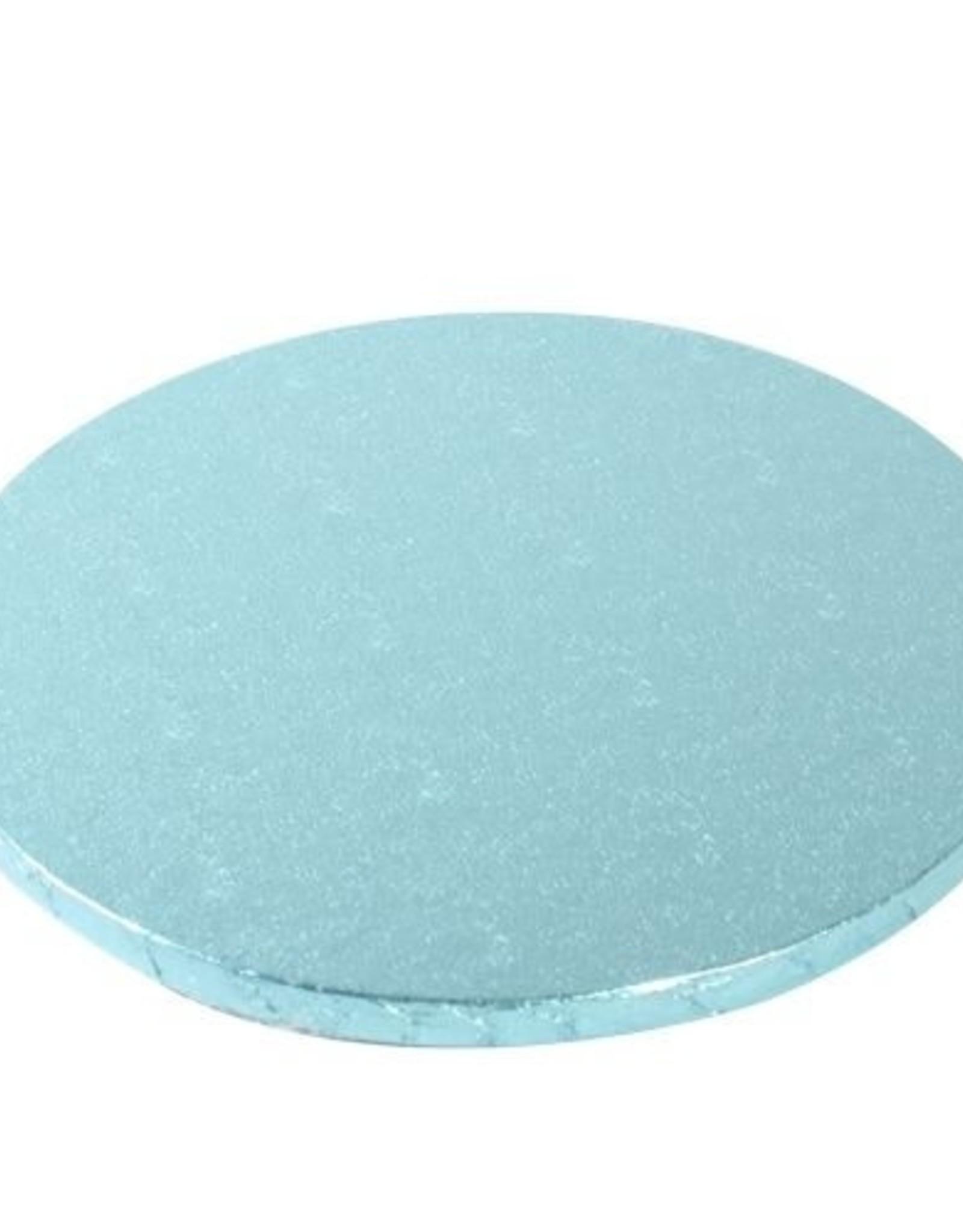 Cake Drum Rond Ø30,5cm Baby Blauw