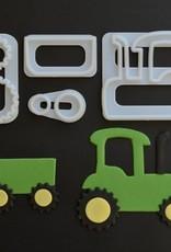 FMM FMM Tractor Cutter Set