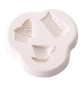 Squires Kitchen SK Great Impressions Mould Teatime Treat 2
