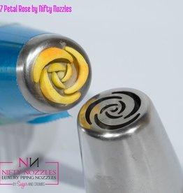 Sugar and Crumbs Nifty Nozzle -7 Petal Rose-