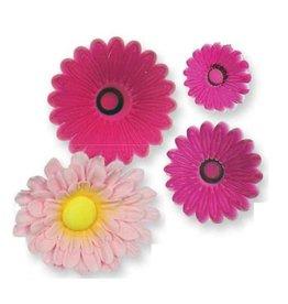 JEM Small Multi Petal Daisy Gerbera Cutter Set/3