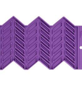 Wilton Silicone Precision Patterns -Herringbone-