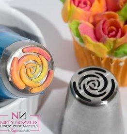 Sugar and Crumbs Nifty Nozzle -10 Petal Rose-