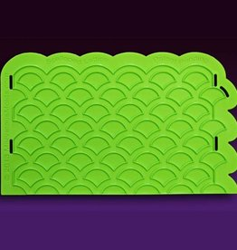 Marvelous Molds Marvelous Molds Scalloped Lattice Onlay
