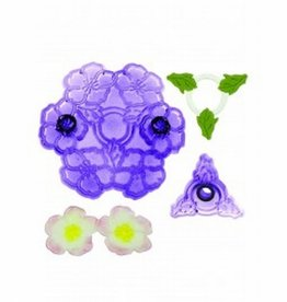 JEM JEM Briar Rose Cutwork Embroidery - Set/3