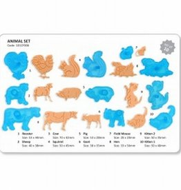 JEM JEM Animal Set - set/10