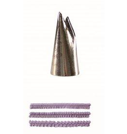 PME Frill Subatube Single Small Shallow No. 50