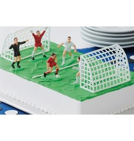 Wilton Wilton Cake Decorating Football-Soccer Set/7