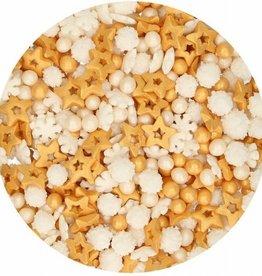 FunCakes Sprinkle Medley -Gold- 180g