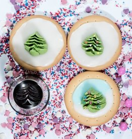 Sugar and Crumbs Nifty Nozzle -Christmas Tree XL-