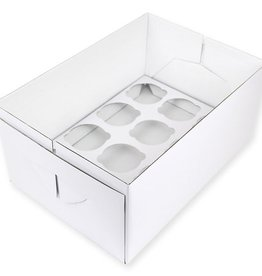 PME Cupcake Box 12 - 14cm high