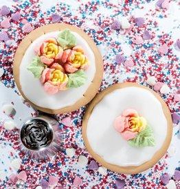 Sugar and Crumbs Nifty Nozzle -Carnation-