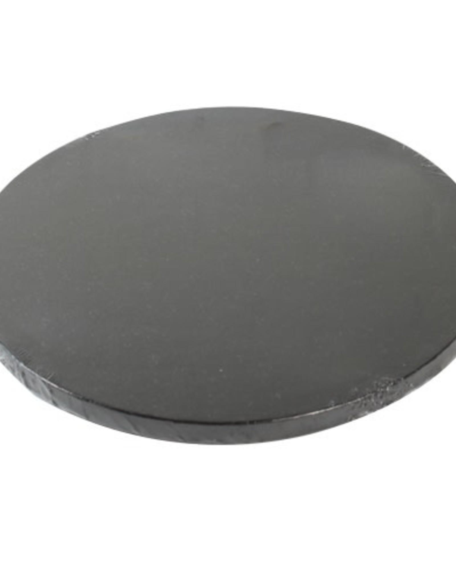 Cake Drum Rond Ø25cm Zwart