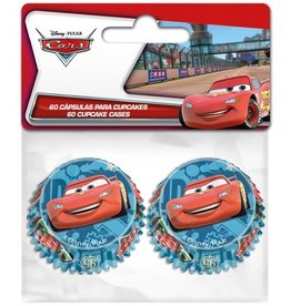 Stor Mini Baking Cups Cars pk/60