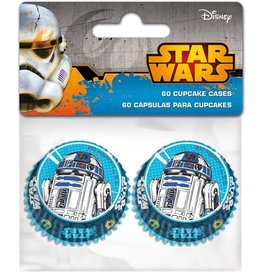 Stor Mini Baking Cups Star Wars pk/60