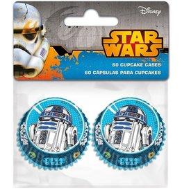 Stor Stor Mini Baking Cups Star Wars pk/60