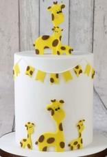 FMM FMM Mummy & Baby Giraffe Cutter Set/2