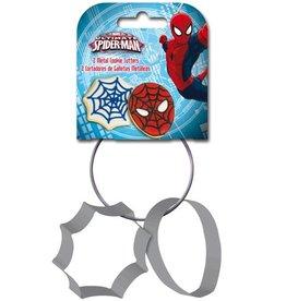 Stor Stor Metalen Koekjes Uitstekers Spiderman set/2