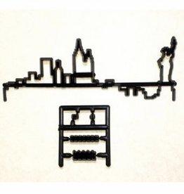 Patchwork Patchwork Cutters New York Skyline