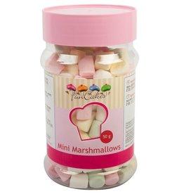 FunCakes Mini Marshmallows -50g-