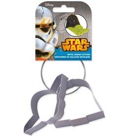Stor Metalen Koekjes Uitstekers Star Wars set/2