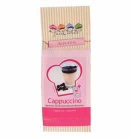 FunCakes FunCakes mix voor Bavarois -Cappuccino--150g-
