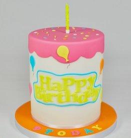 FMM Curved Words Cutter Happy Birthday
