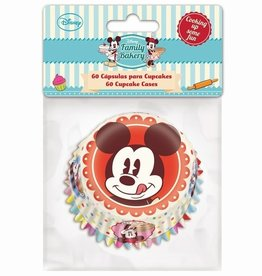 Stor Stor Baking Cups Mickey pk/60