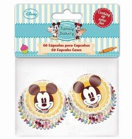 Stor Mini Baking Cups Mickey pk/60