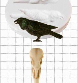 FPC FPC Raven & Skull/Raaf & Doodskop