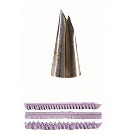 PME Frill Subatube Single Medium No. 60
