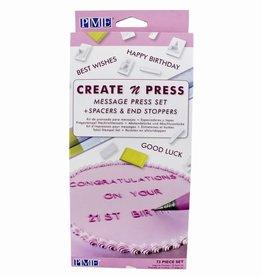 PME PME Create n Press Message Set