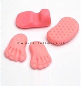 Tal Tsafrir Feet and Soles