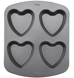 Wilton Mini Heart Cake Pan 2-layer