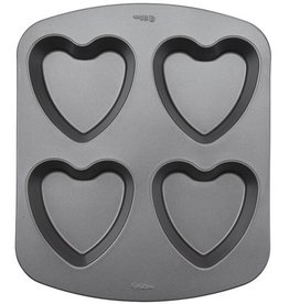 Wilton Wilton Mini Heart Cake Pan 2-layer