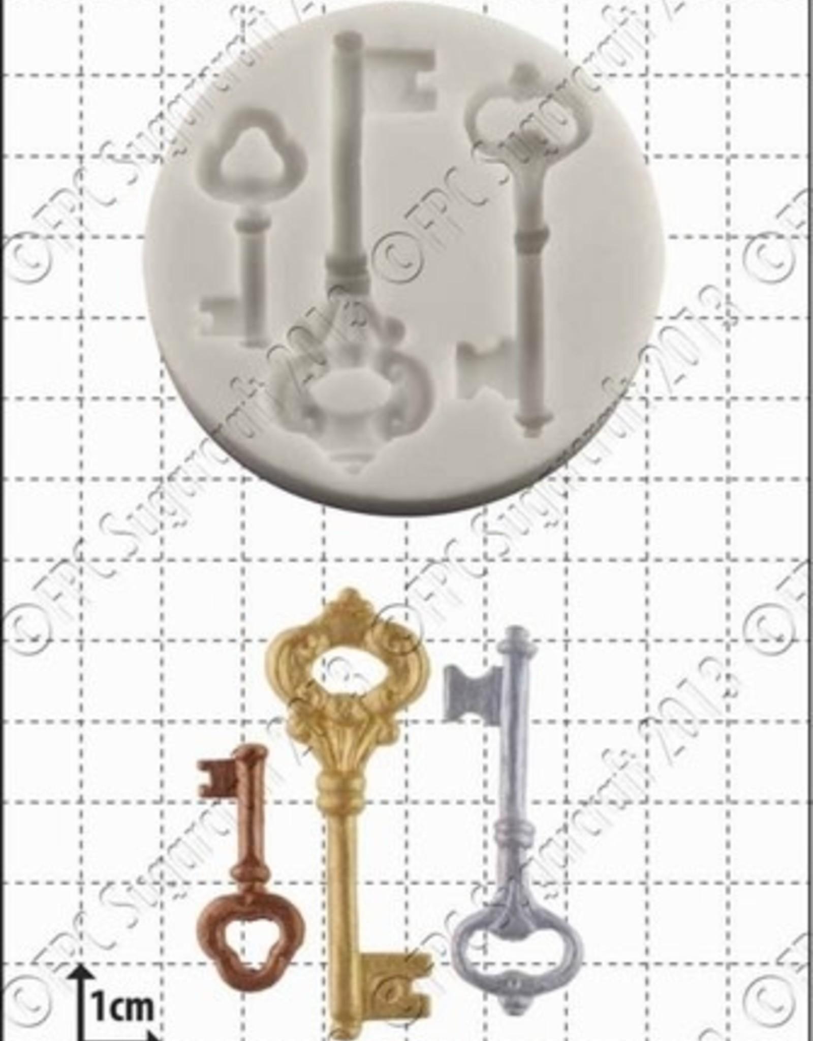 FPC FPC Keys/Sleutels