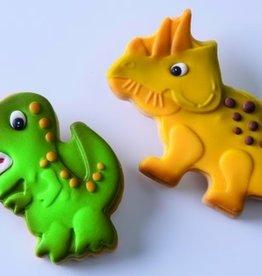 ICA Koekjes Plunger Dinosaurus