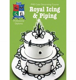PME PME Professional Course Module Royal Icing & Piping