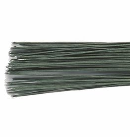 Culpitt Floral Wire Dark Green set/20 -20 gauge-