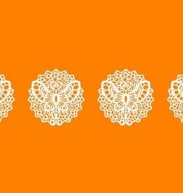 Martellato Sugar Dress Lace Mat 04T Vlindermotief Rond 10 x 40cm