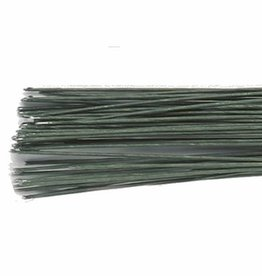 Culpitt Floral Wire Dark Green set/50 -30 gauge-