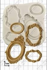 FPC FPC Oval Frames/Ovale Kaders