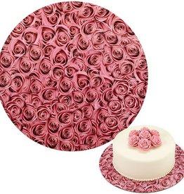 Wilton Wilton Cake Board -Real Roses- pk/3