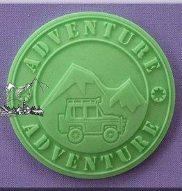 Alphabet Moulds Alphabet Moulds Adventure Cupcake Topper