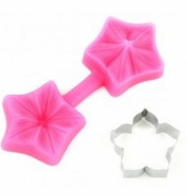 Blossom Sugar Art Cutter & Mould Petunia