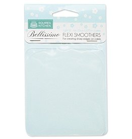 Squires Kitchen Squires Kitchen Bellissimo Flexi Smoothers -Large Cakes-